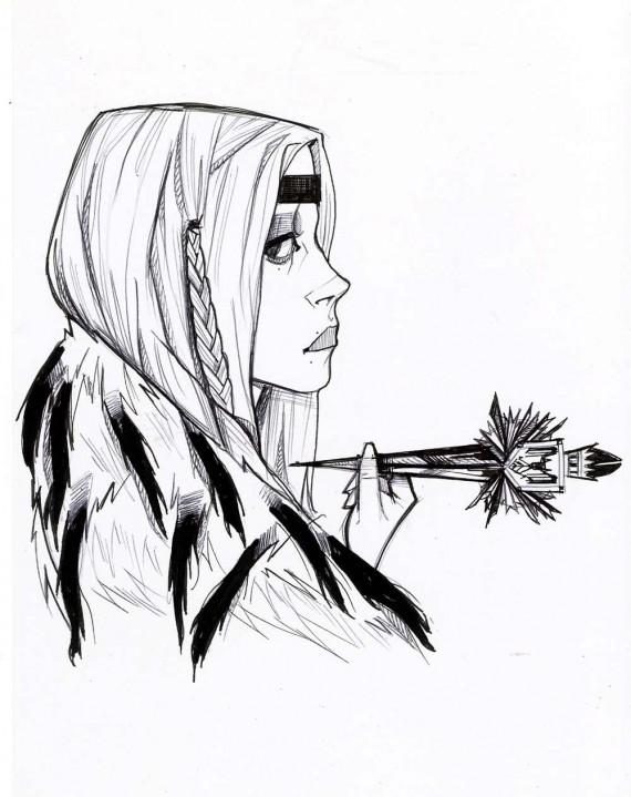 Dibujos A5. 2009/2010