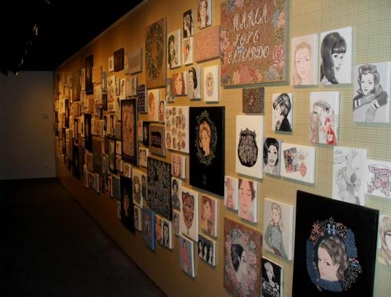 Del coleccionismo casero…Instituto Cervantes. Tokio08