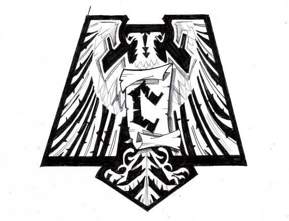 Abecedario bicéfalo. A5