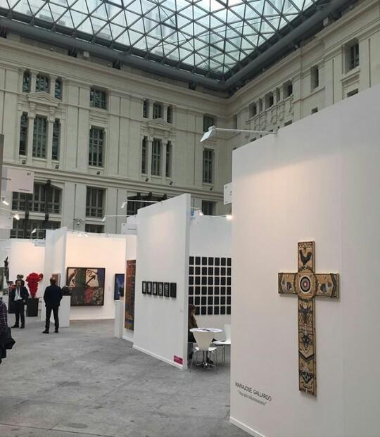 """""""Soy una salamanquesa"""" Espacio Olvera. Oneproject,  Art Madrid 17"""